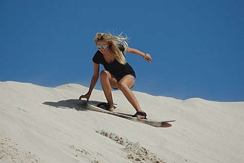 Best Sandboarding Destinations in Australia