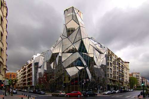 Amazing Glass Buildings
