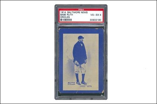 valuable sports cards