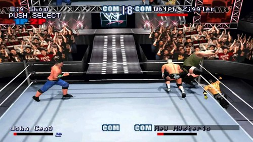 Best WWE Games WWE Smack Down 2