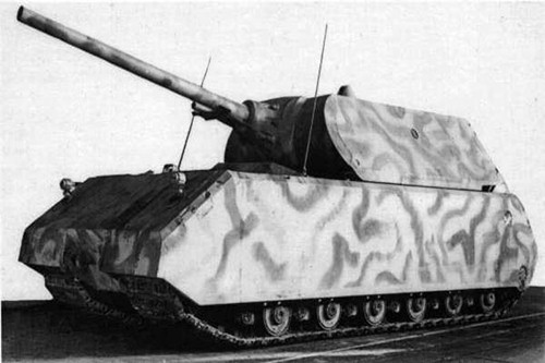 The Panzer VIII Maus