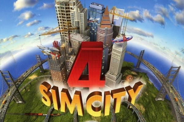 Best Open World Video Games SimCity 4