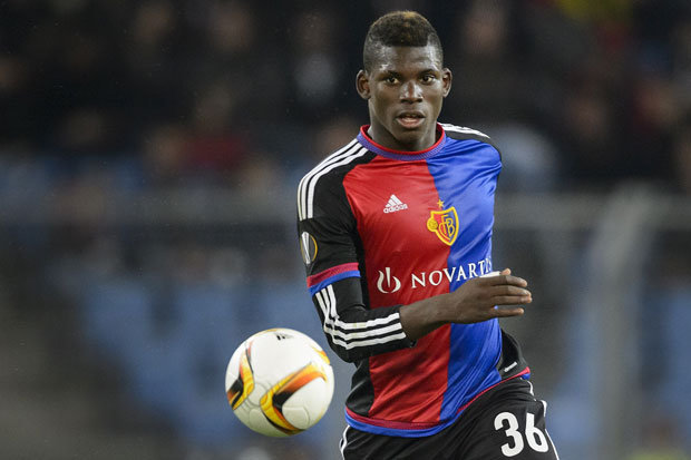 Breel Embolo (Switzerland)