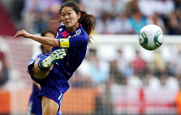 Best Female Soccer Players