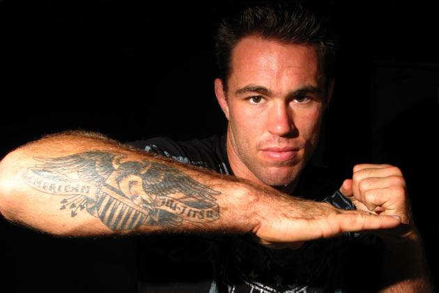 Jake Shields MMA Fighters Outside The UFC