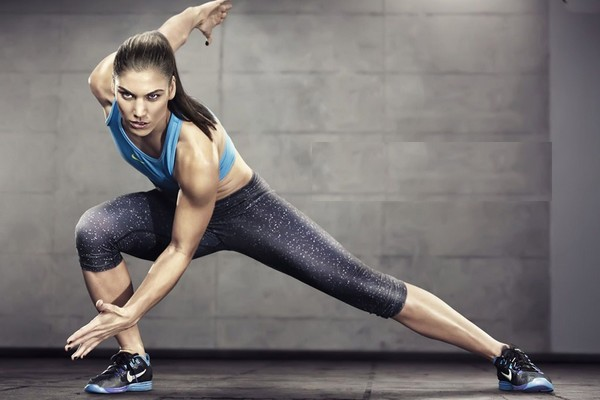 Most Beautiful Female Soccer Players Hope Solo