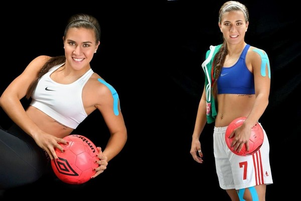 Most Beautiful Female Soccer Players