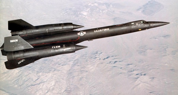 Lockheed YF-12 Fastest Aircrafts