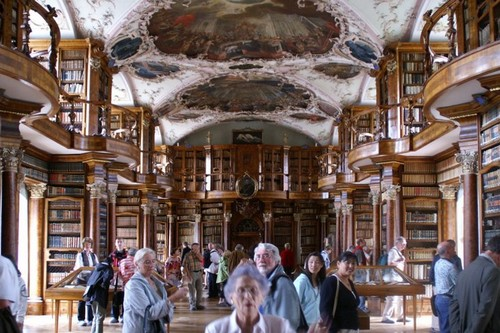 Abbey Library of St. Gallen
