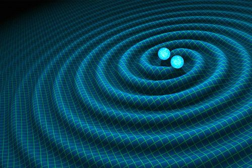 facts about the gravity waves