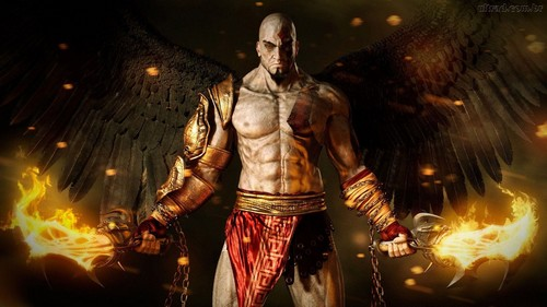 Kratos Lovable Gaming Lead Characters