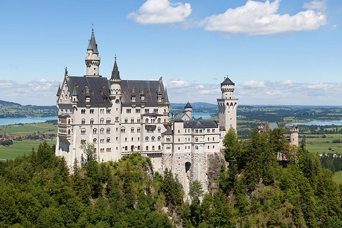 10 Gorgeous Castles in Germany