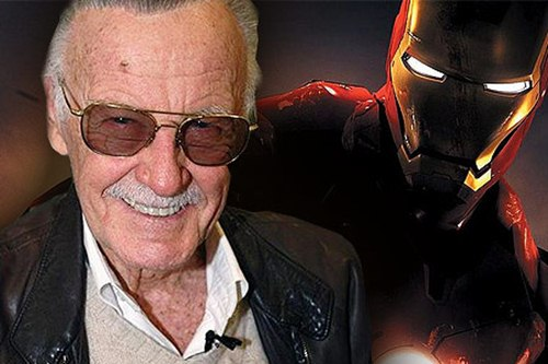 stan lee iron man