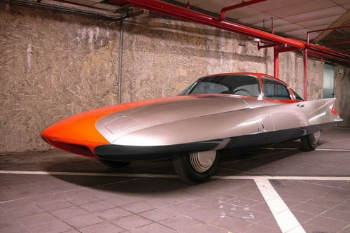 Ghia Gilda Streamline X Coupé