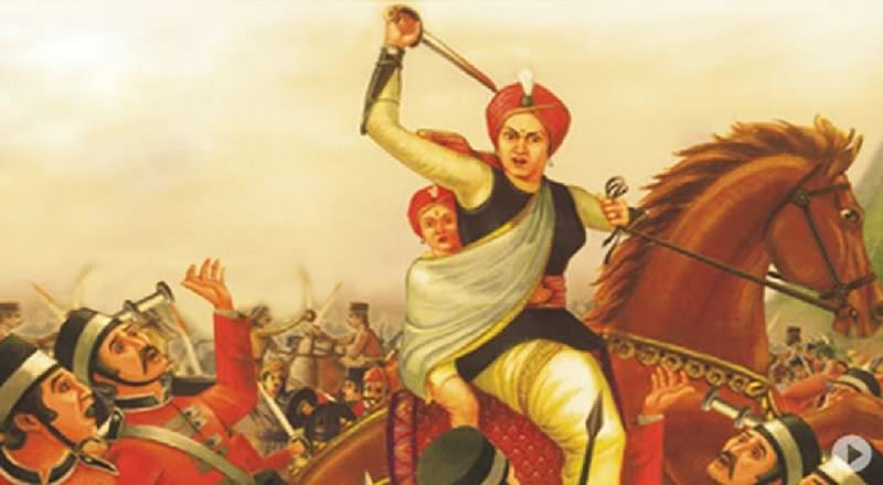 Rani Laxmibai: The Warrior Queen of Jhansi, India